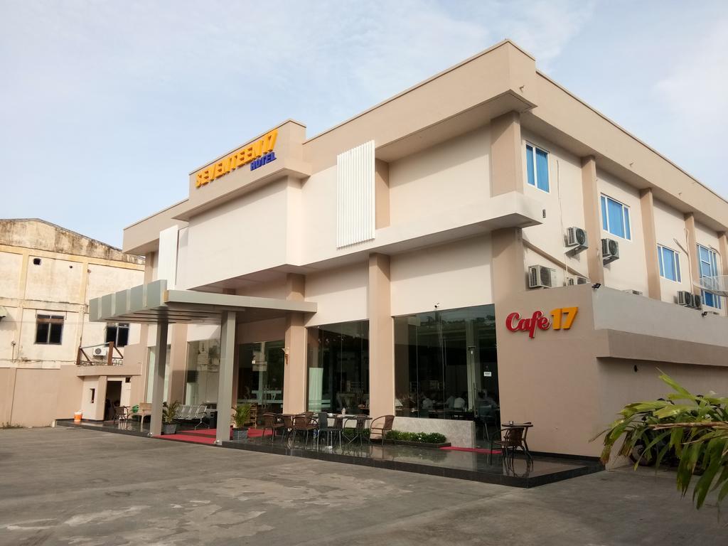 Alojamiento en Seventeen Hotel