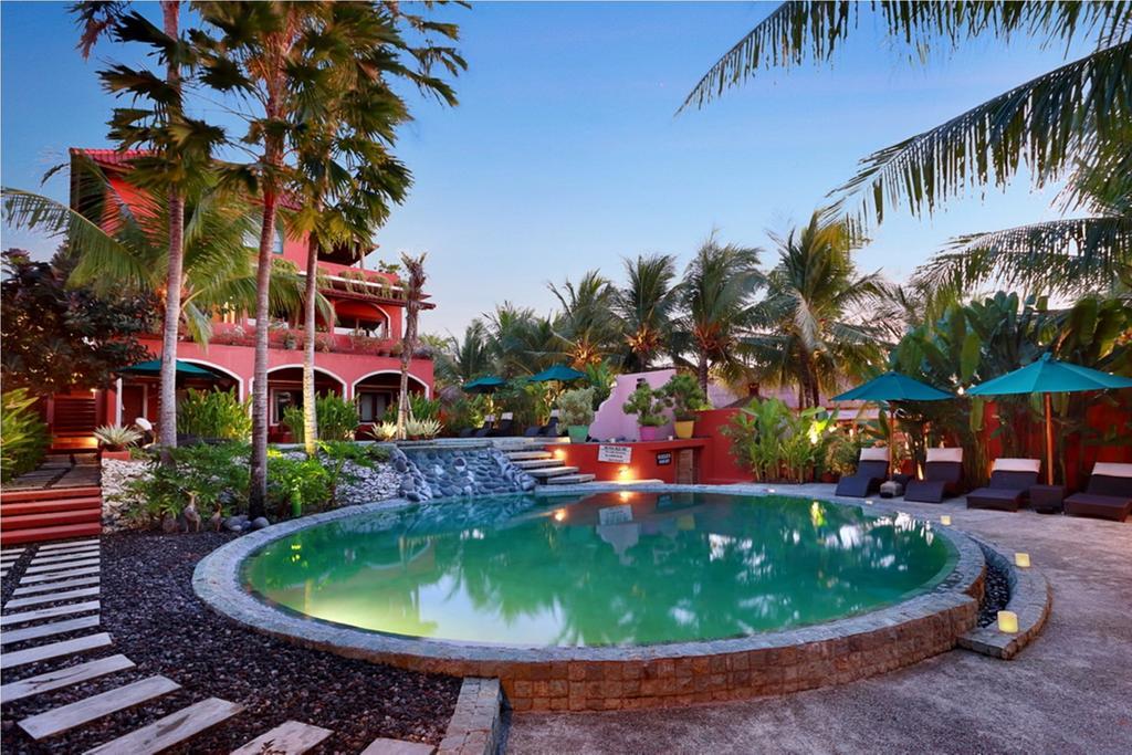 Alojamiento en Pinkcoco Bali
