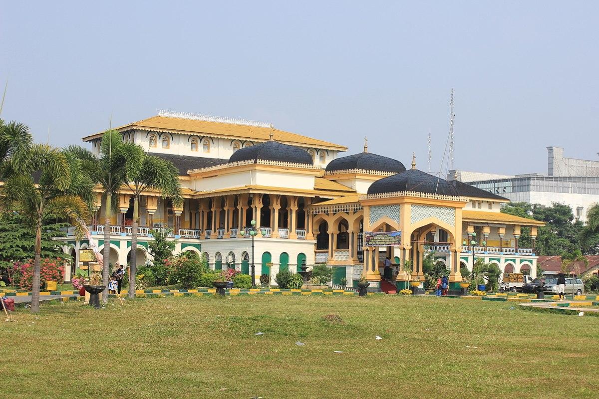Palacio de Istana Maimun