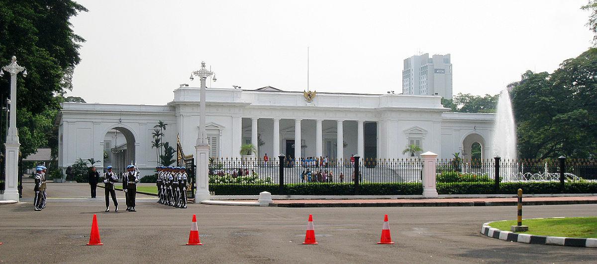 Palacio Merdeka