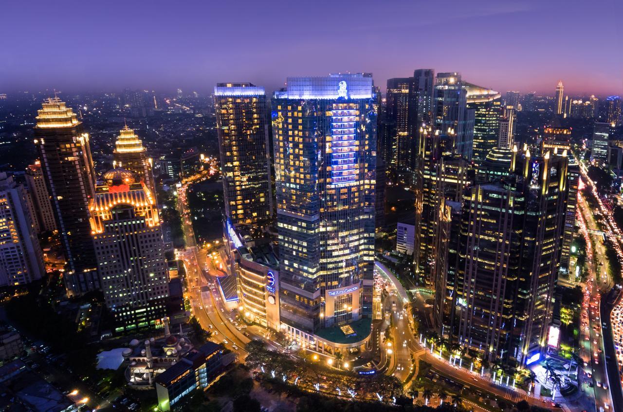 Alojamiento en Ritz-Carlton Hotel Jakarta Pacific Place