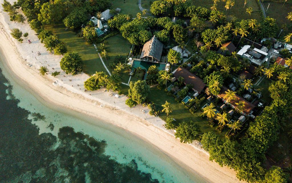 Alojamiento en el Hotel Tugu lombok