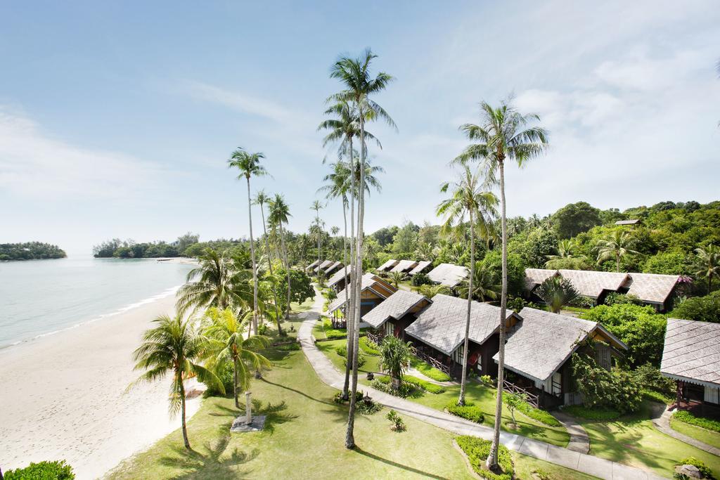 Alojamiento en Mayang Sari Beach Resort