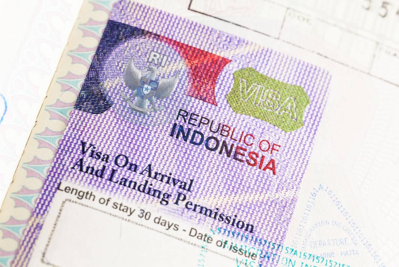 Visado indonesio a la llegada, extensión y largo plazo: ¿Gratis o de pago?
