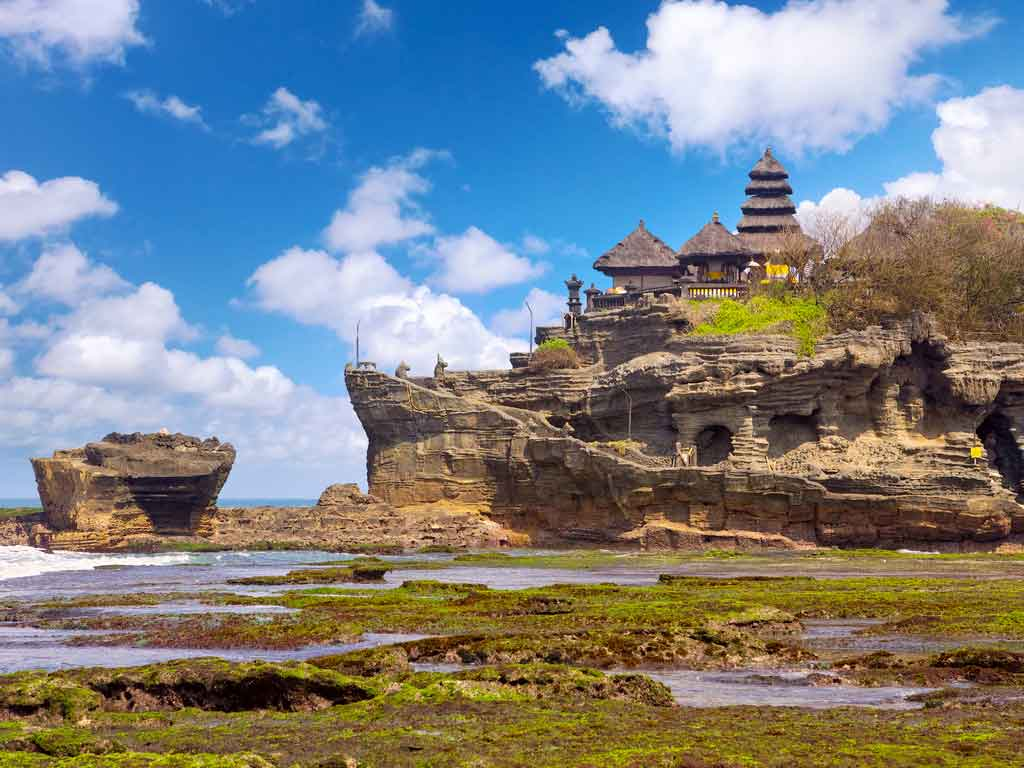 Templo de Tanah lot