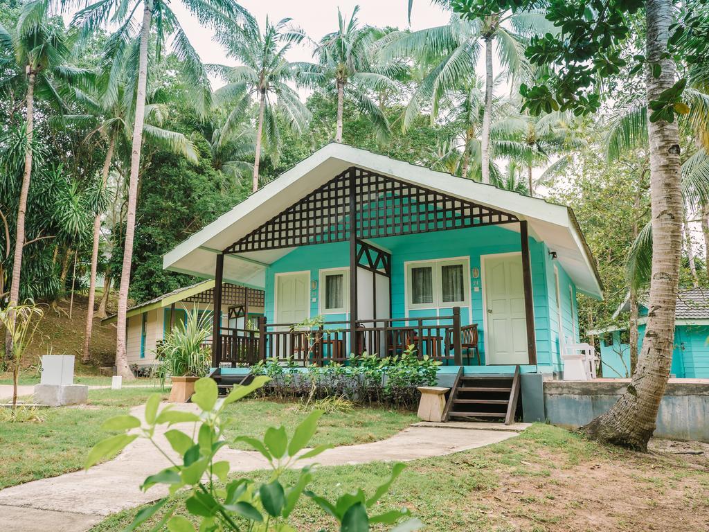 Alojamiento en Casas Tailandesas