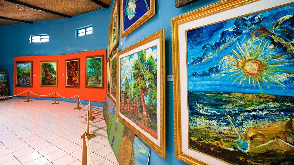 Visita al Museo Affandi