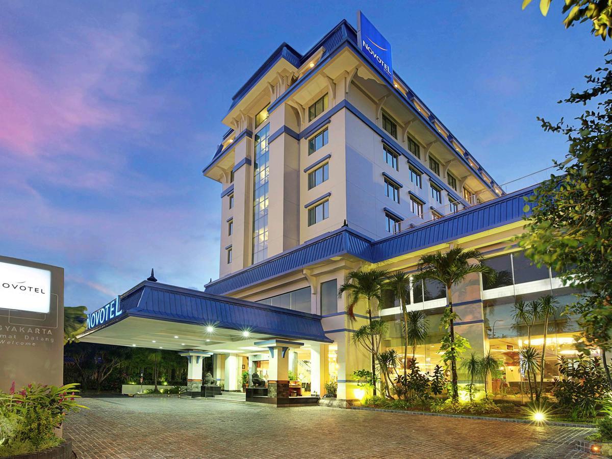 Alojamiento en Novotel Yogyakarta