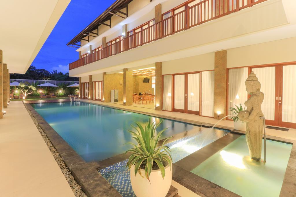 Alojamiento en Linda Villa, SanurPara