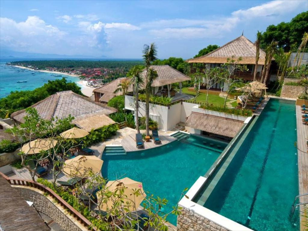 Hotel Karang Lembongan Resort and Day Spa