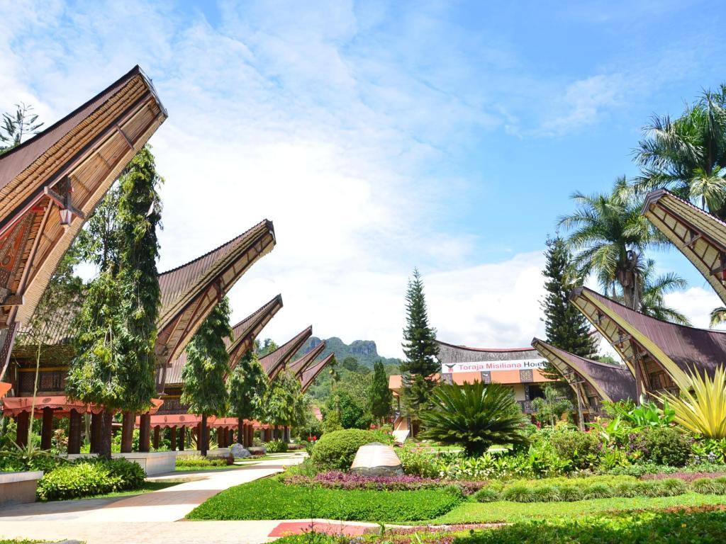 Pueblo de Tana Toraja