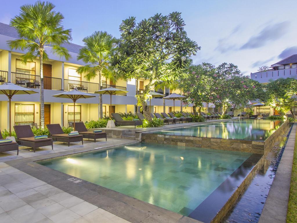 Alojamiento en Amadea Resort & Villas