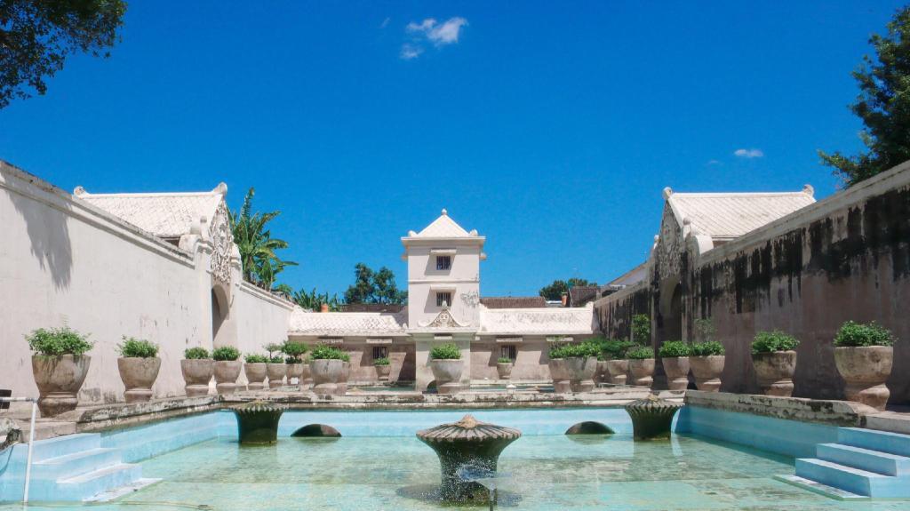 Taman Sari (Castillo de Agua)