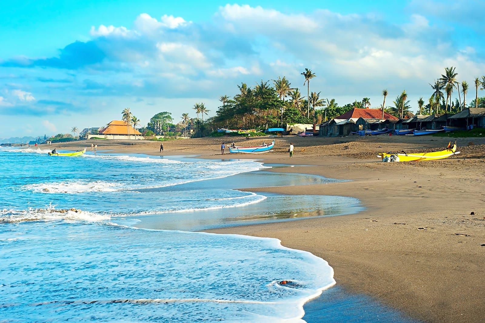Playas en Canggu, Bali