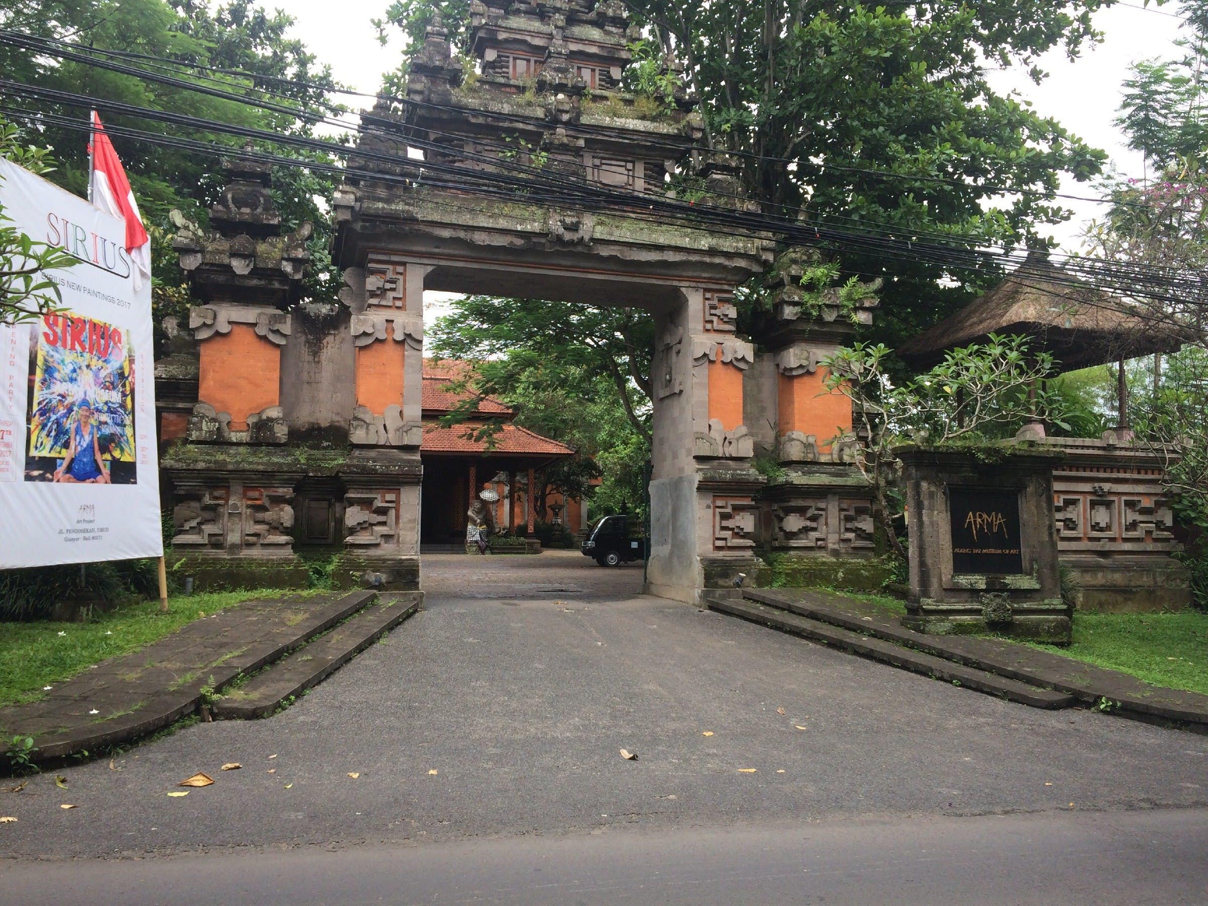 Museo de Arte de Agung Rai