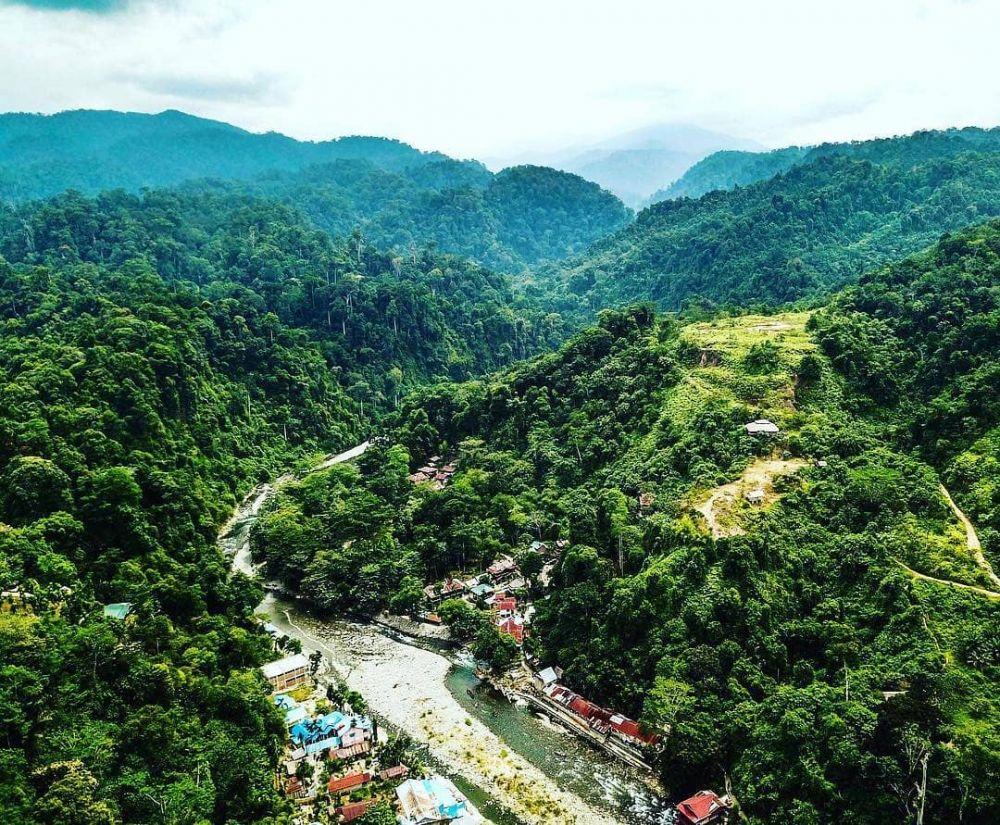 Parque Nacional Gunung Leuser