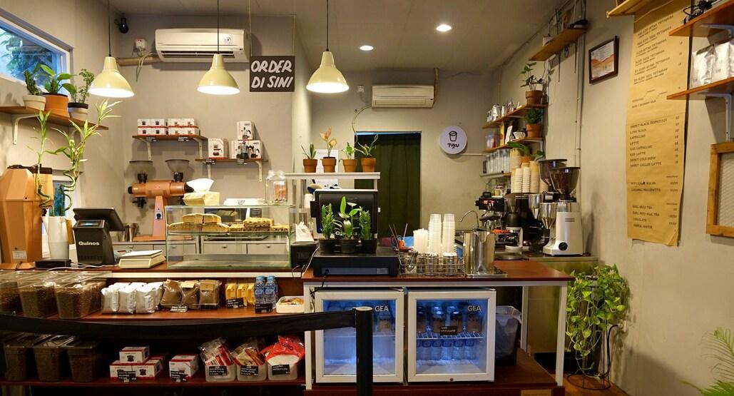 cafeteria Tuku Kopi
