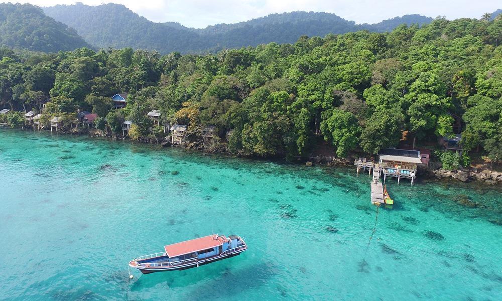 Actividades Acuáticas en Pulau Weh