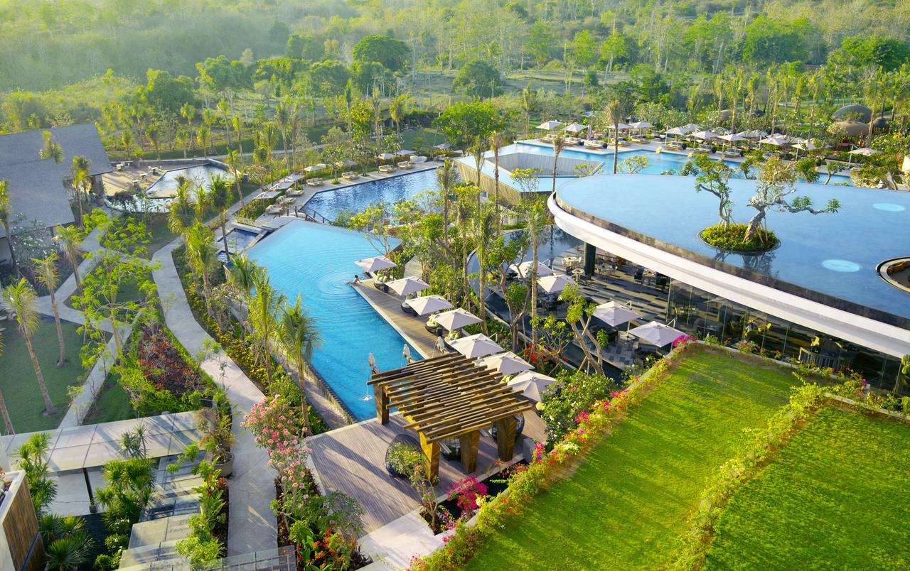 Alojamiento en RIMBA Jimbaran Bali by AYANA @Booking