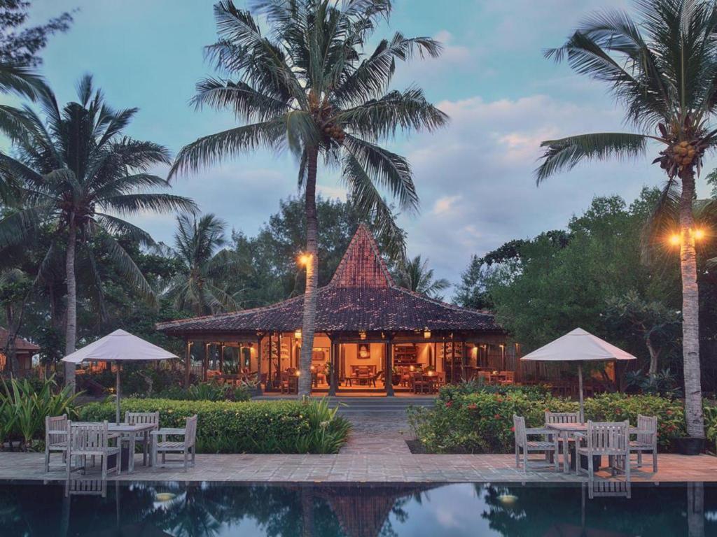Alojamiento Gili Trawangan - Los mejores hoteles y resorts