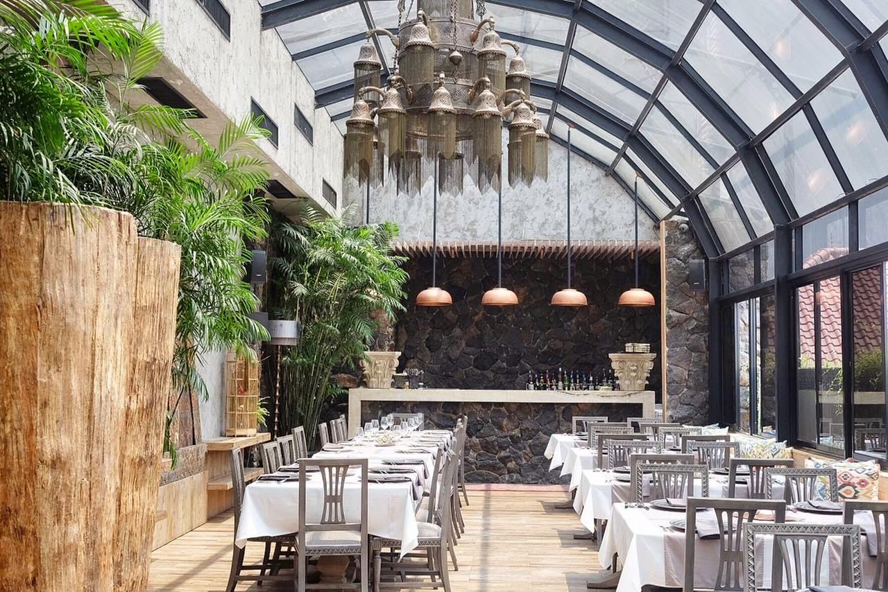 Restaurante Bunga Rampai