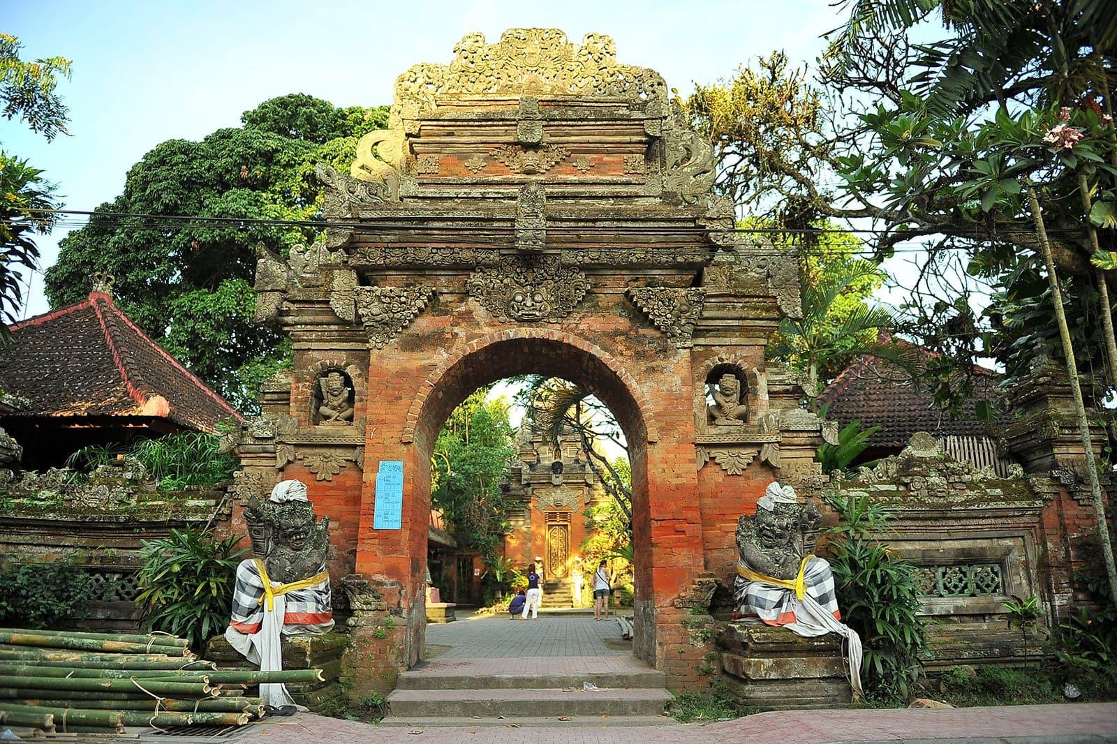 Ubud Royals Palace