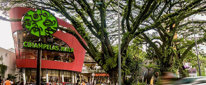 Centro Comercial Ciwalk Mall