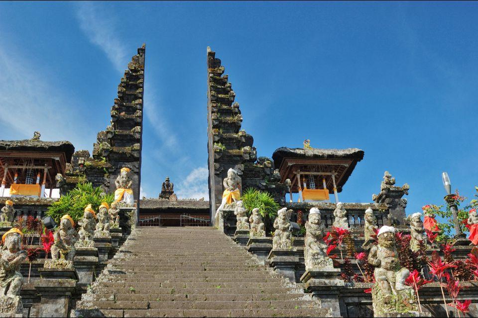 Templo Pura Penataran Agung Ped, Bali