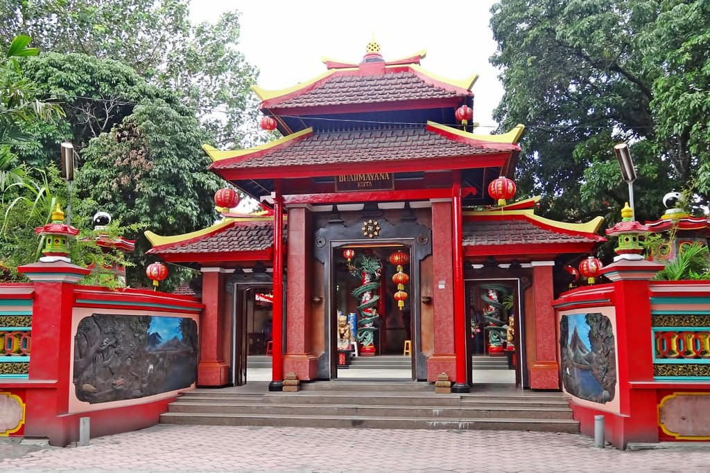 Templo Leeng Gwan Kuta