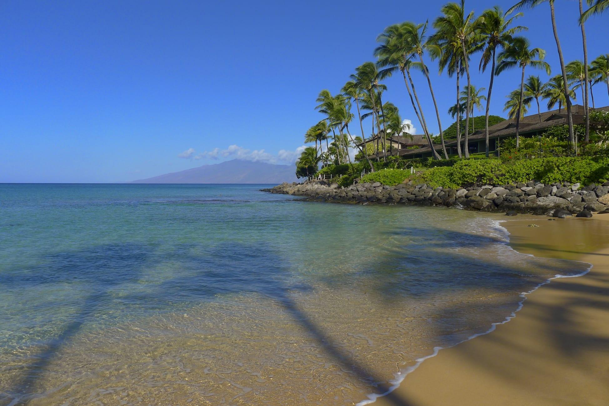 Playa Maui Beach