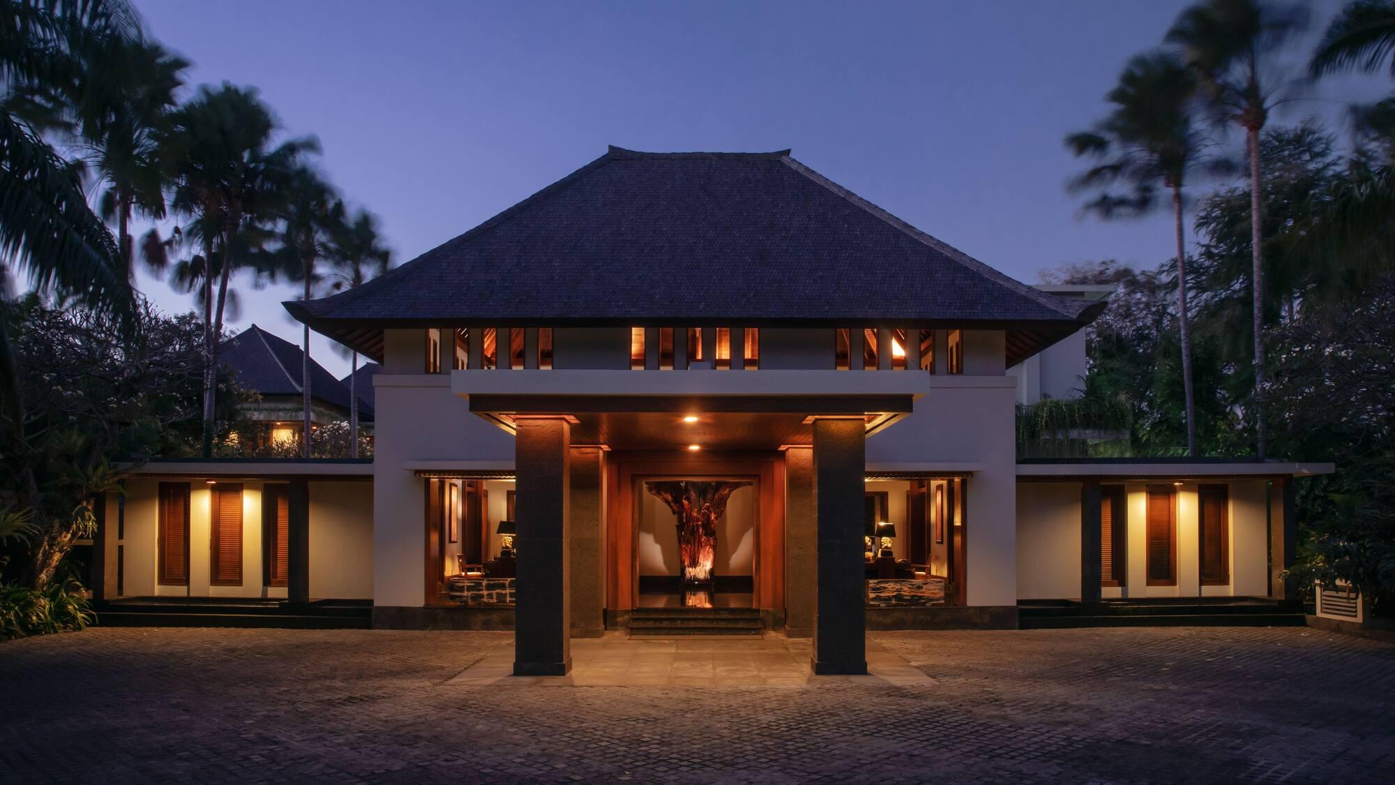Los mejores hoteles, resorts y villas en la playa de Bali
