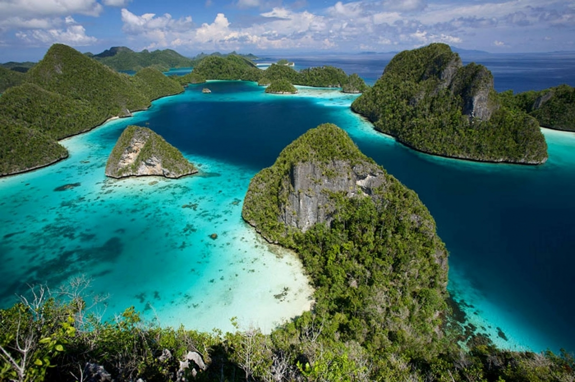Los 10 mejores sitios de buceo en Indonesia