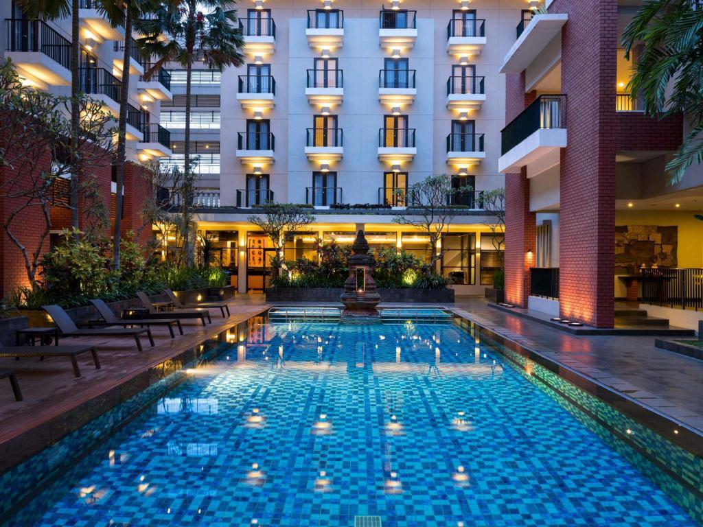Alojamientos en Santika Hotel, Malang