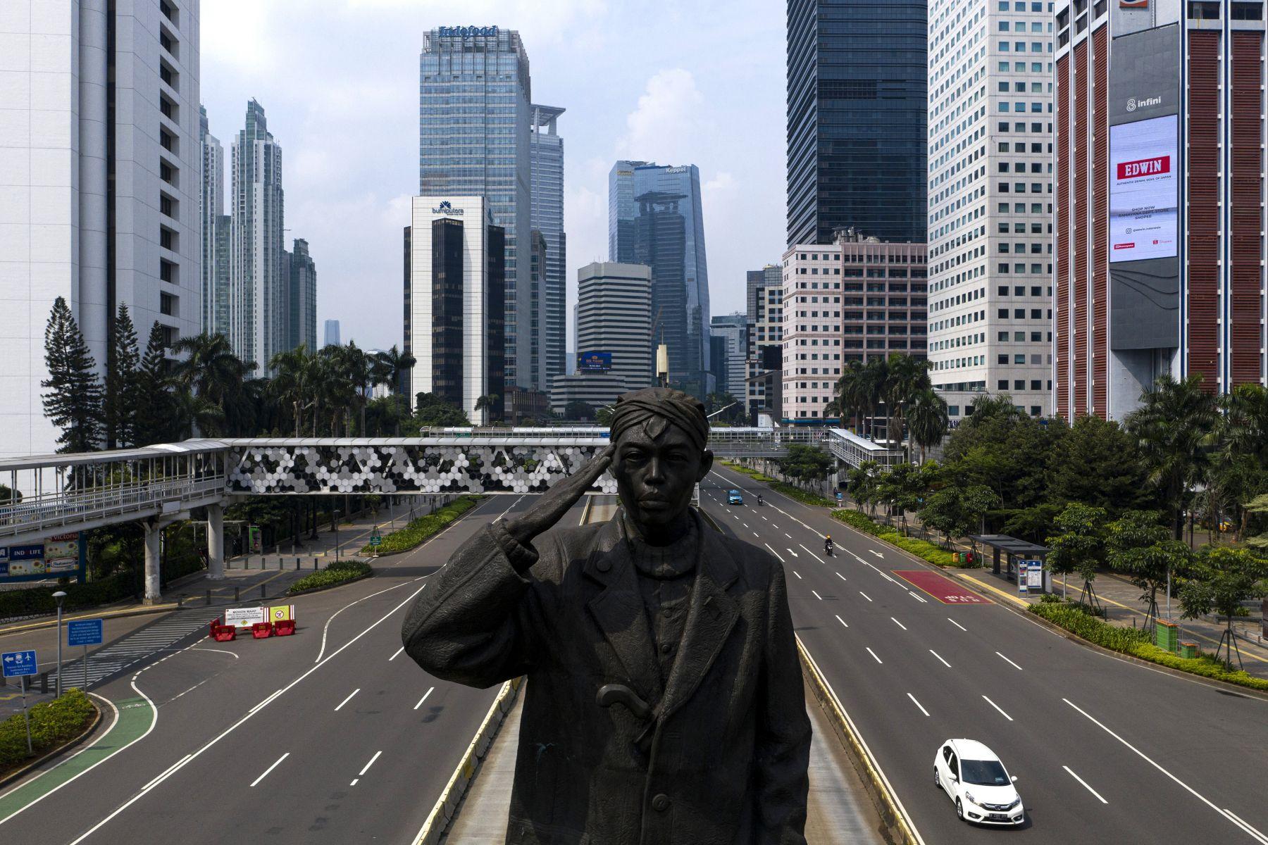 Calles de Jalan Sudirman