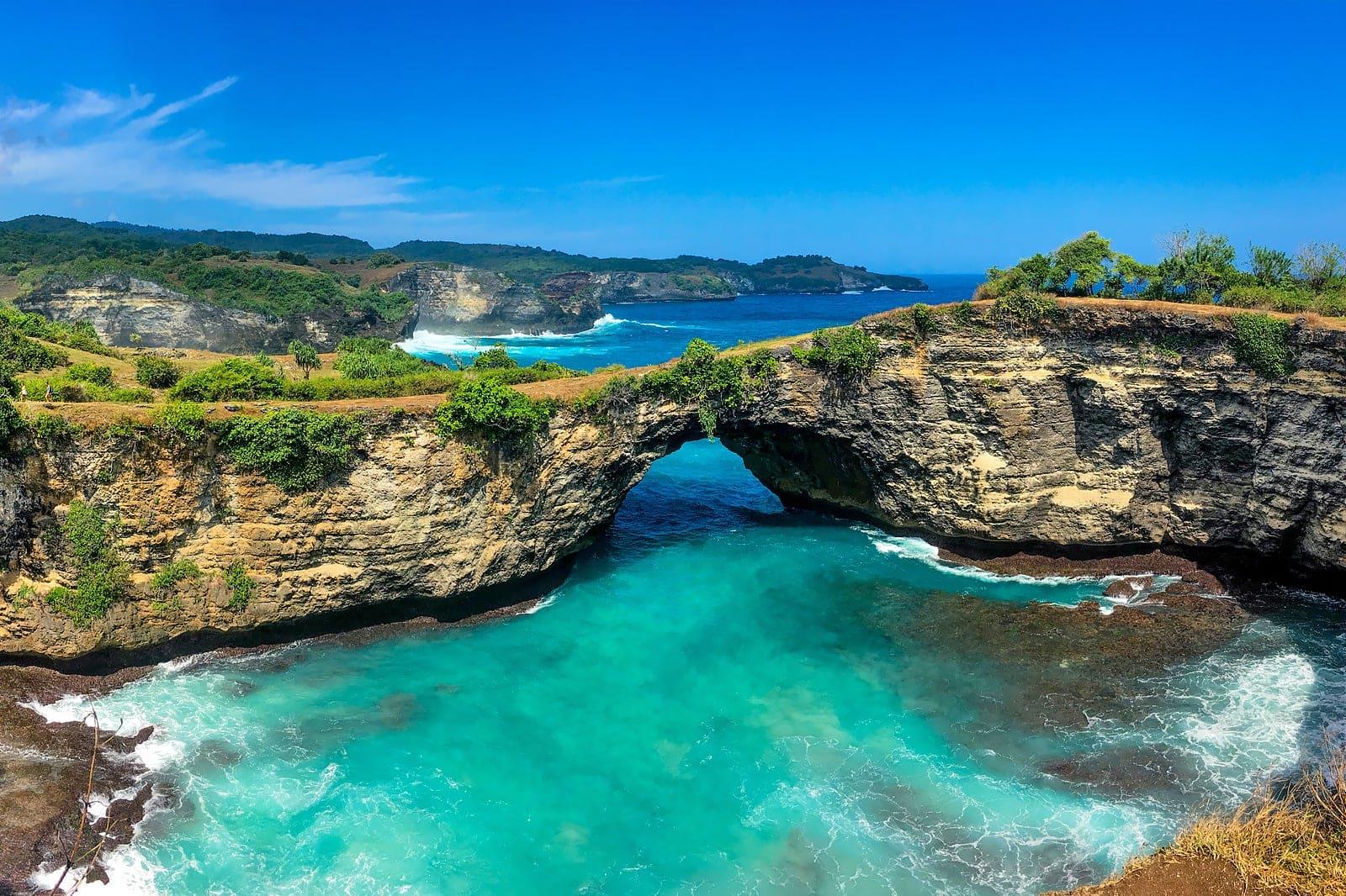 Bahía de Broken, Bali
