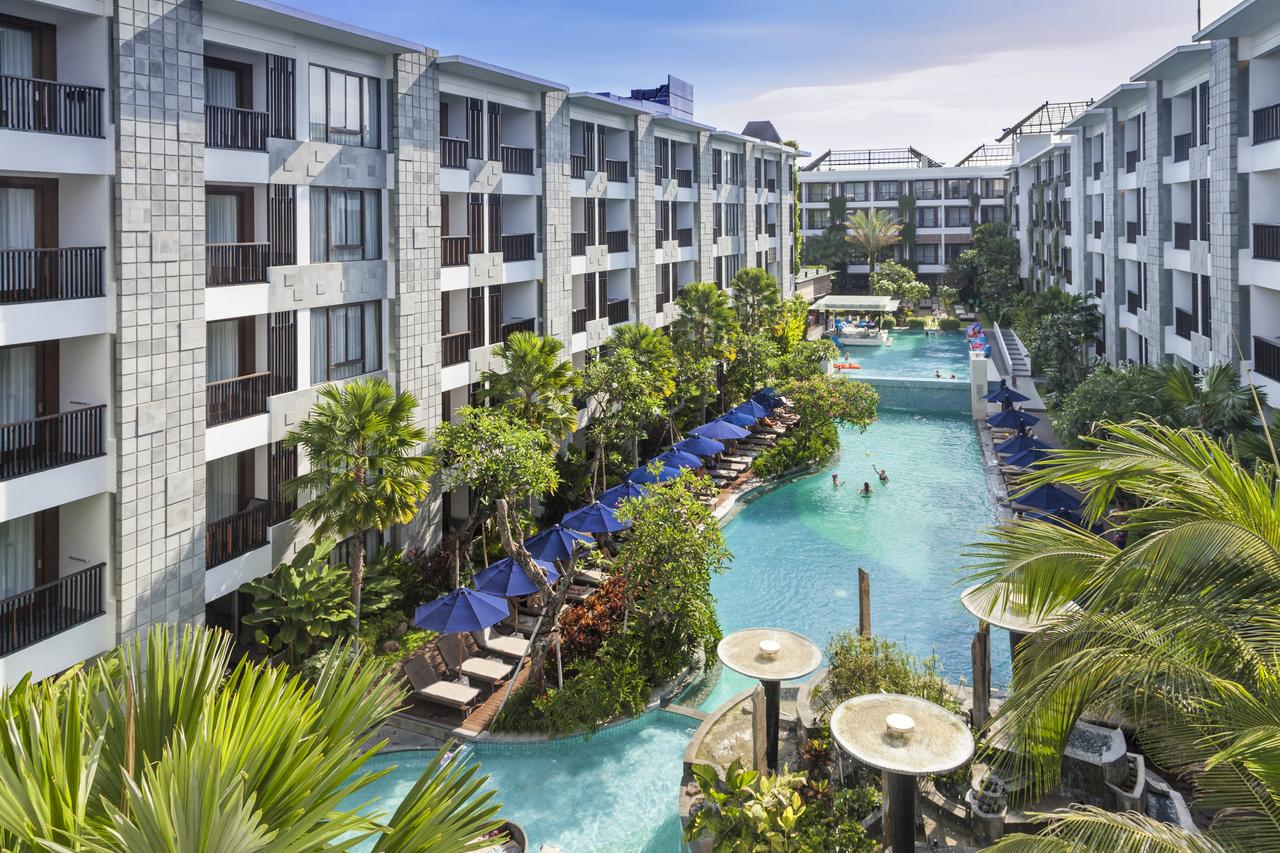 Alojamiento en Resort Courtyard by Marriott Bali