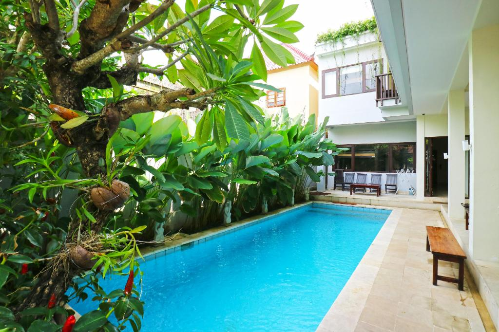 Alojamiento en Hostel Bali