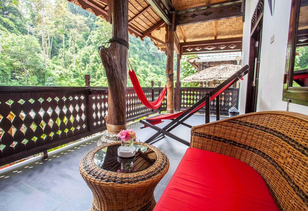 Alojamiento en EcoTravel Cottages Bukit Lawang