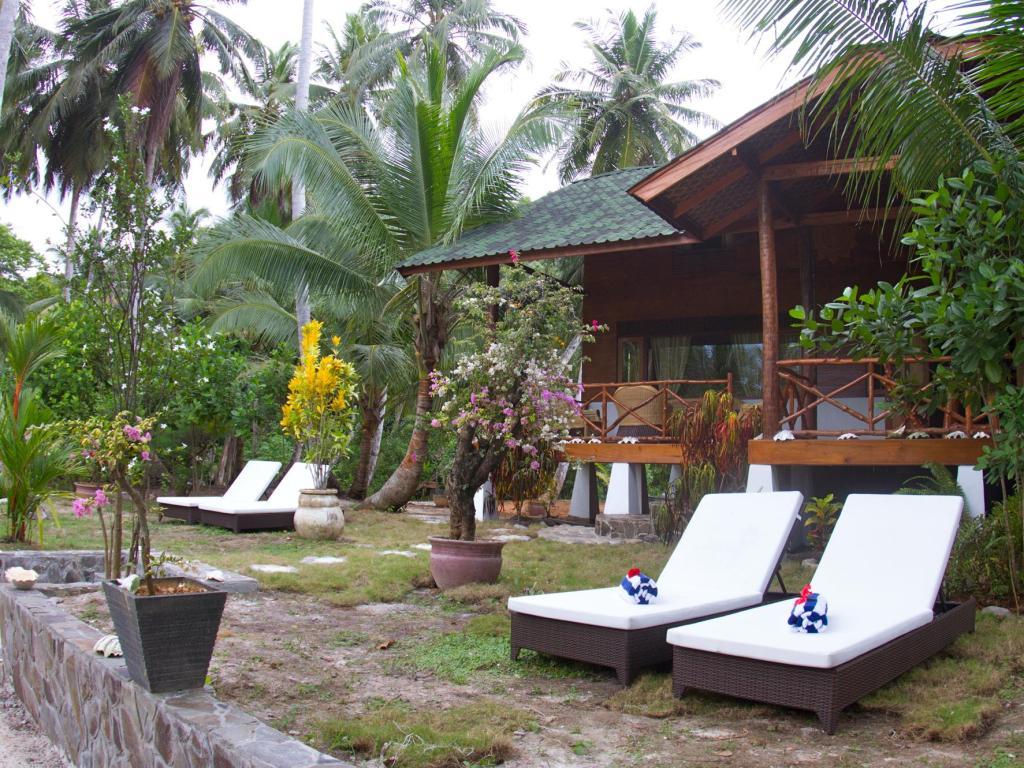 Alojamiento en la Villa Simakakang
