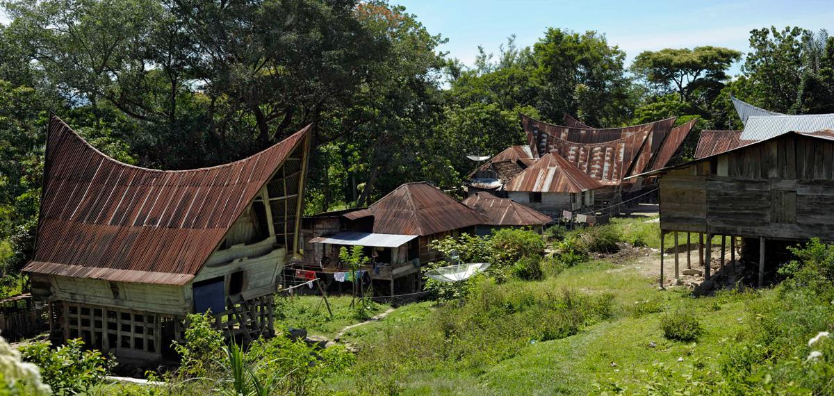 Pueblo de Batak