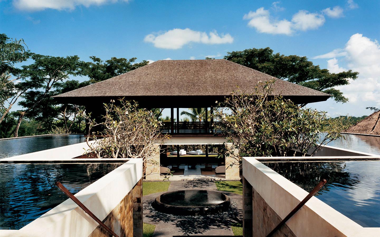 ¿Dónde están los mejores lugares para alojarse en Ubud?
