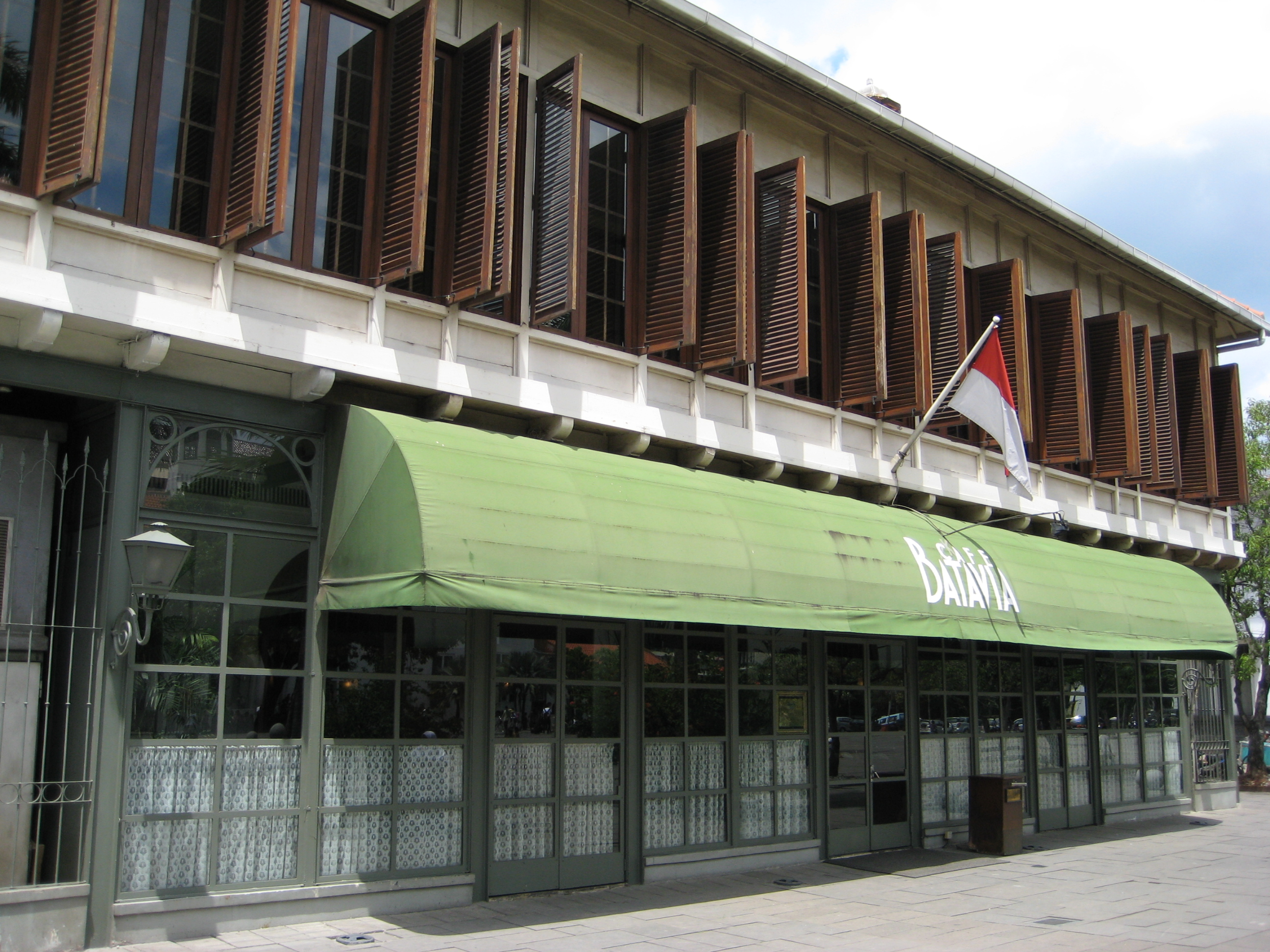 Restaurant Café Batavia