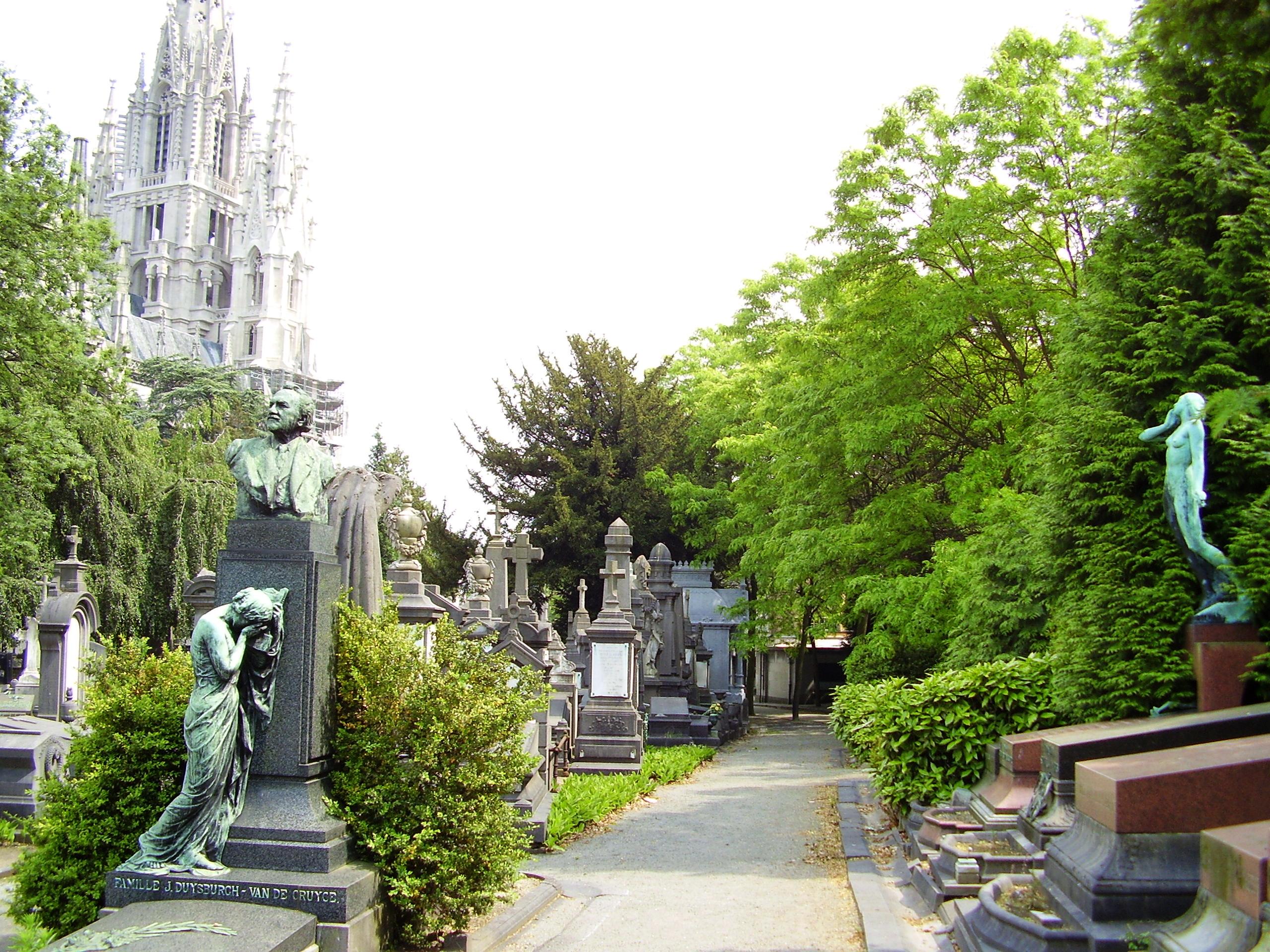 Cementerio y Museo de Kerkhof