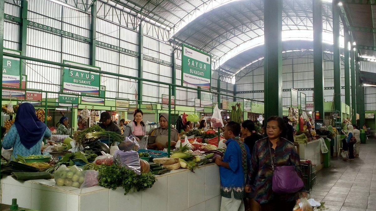 Mercado Oro-oro Dowo