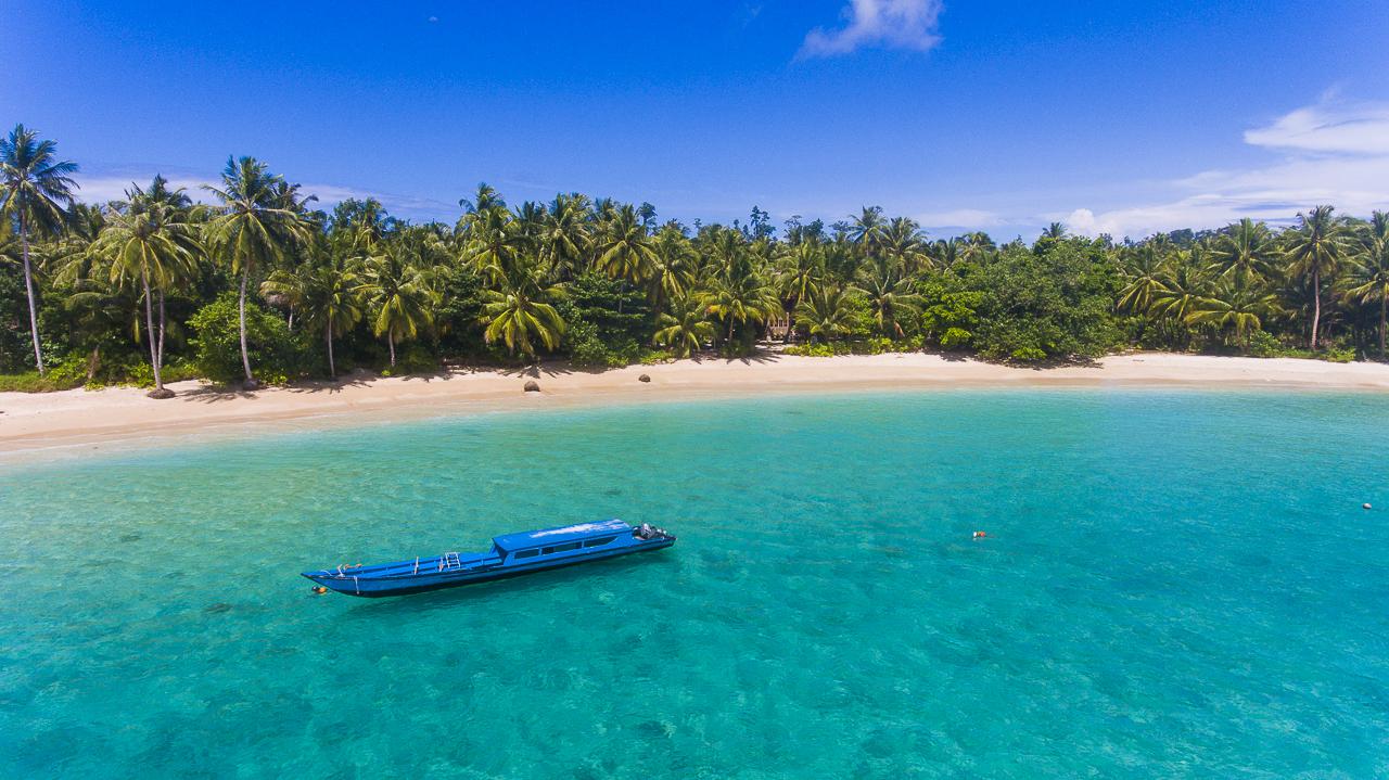 Playa los Mentawais