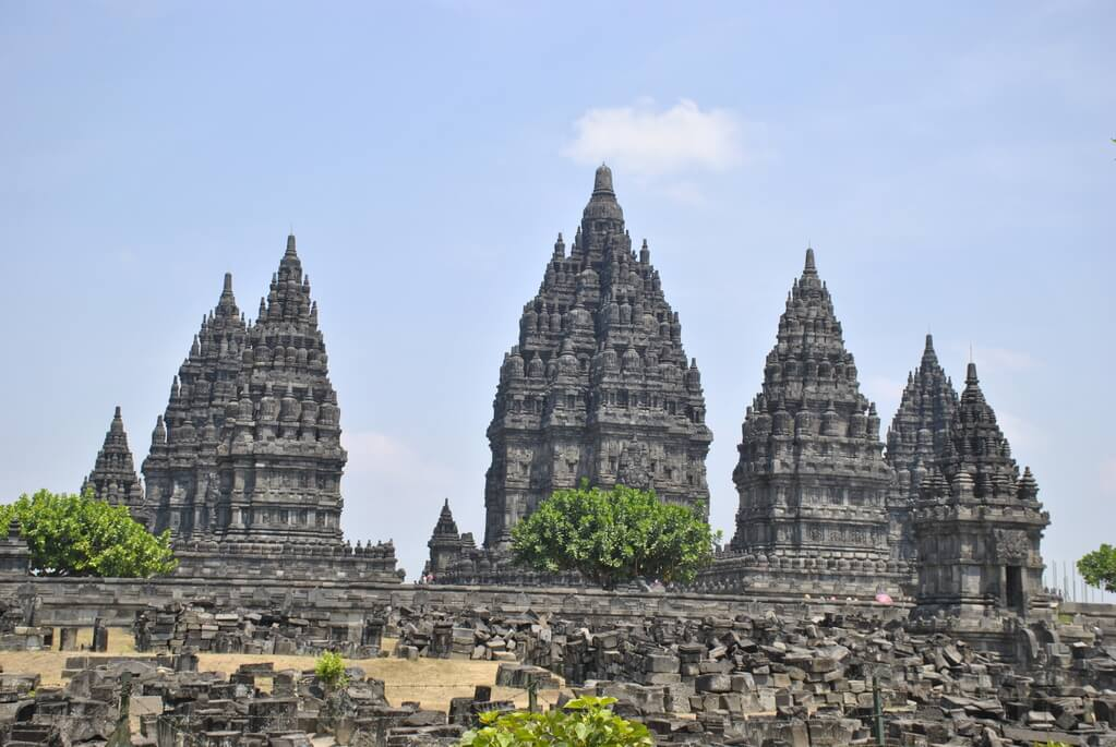 Itinerario de viaje de 2 semanas en Indonesia