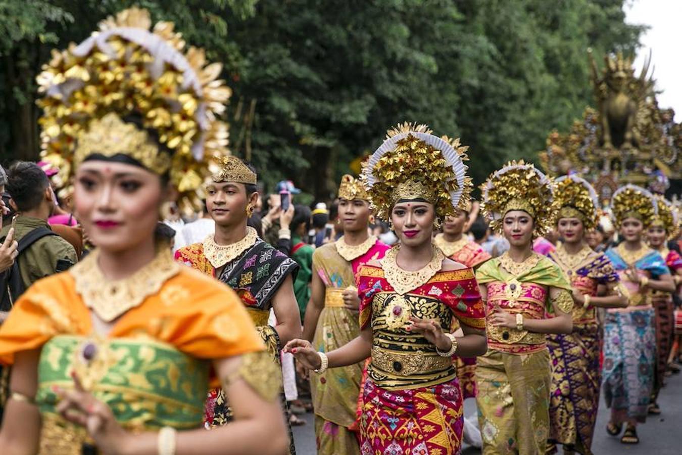 Festival de  Artes de Bali