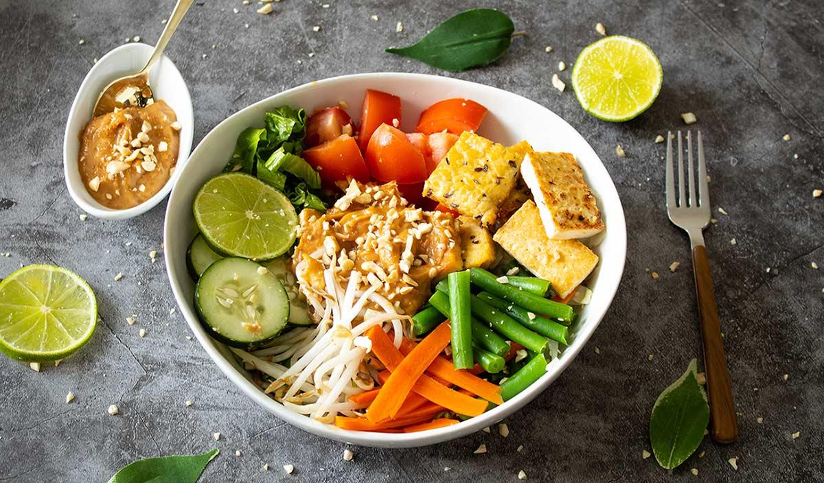 Los 8 principales alimentos vegetarianos para comer en Bali e Indonesia