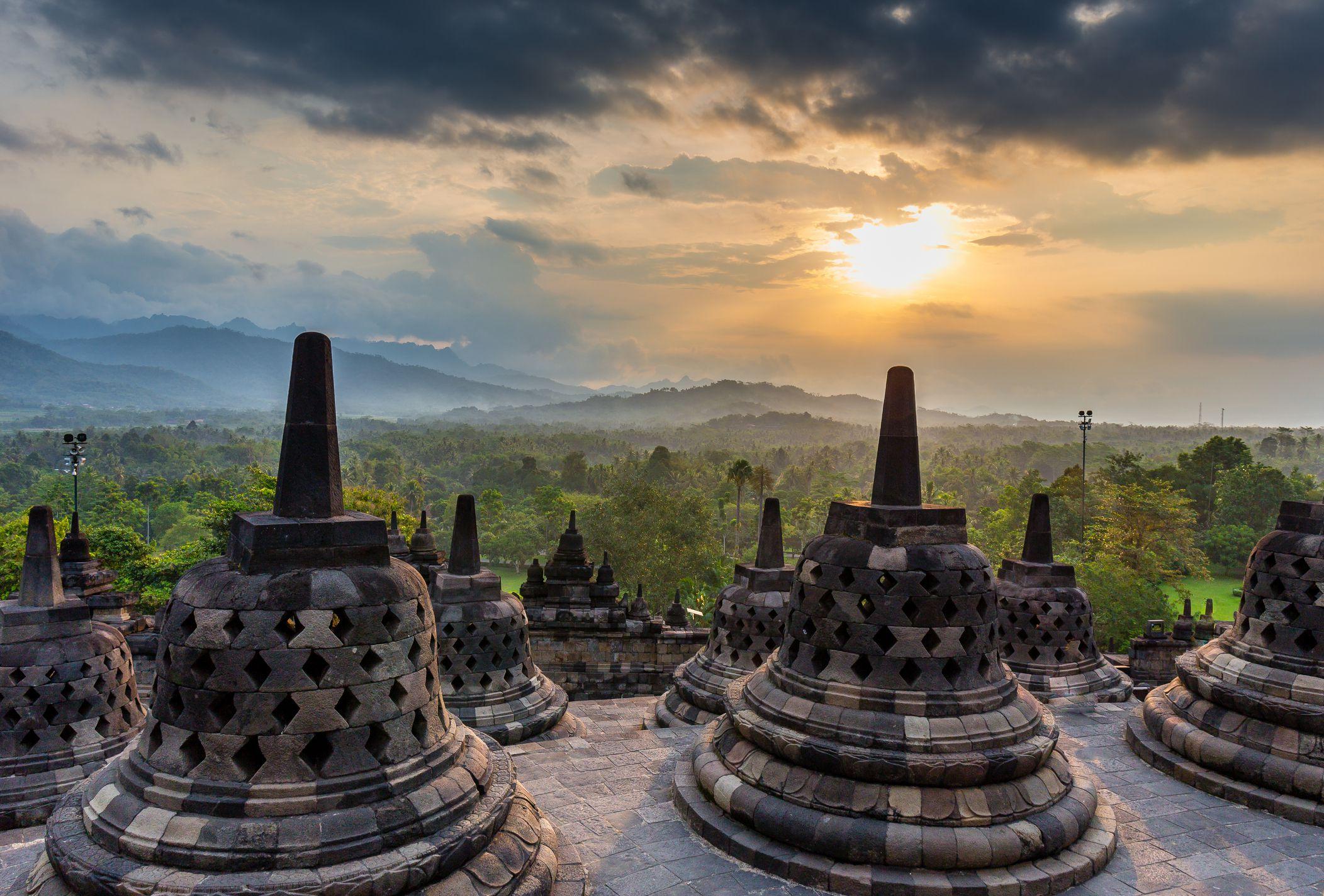 Estructuras Budistas