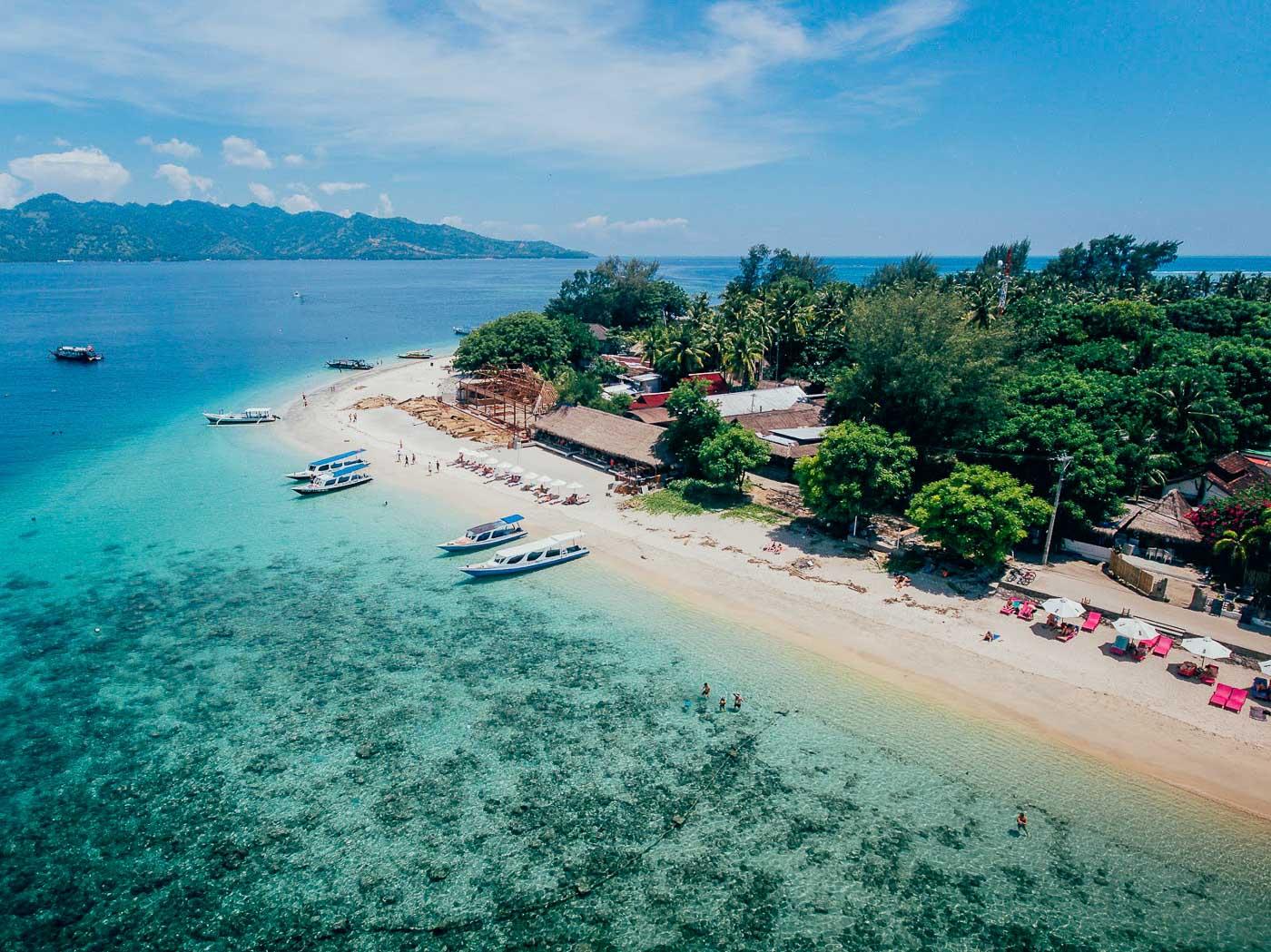 Isla Gili Trawangan